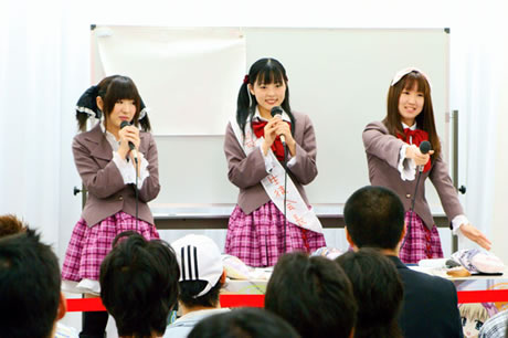 第3回碧陽学園生徒集会