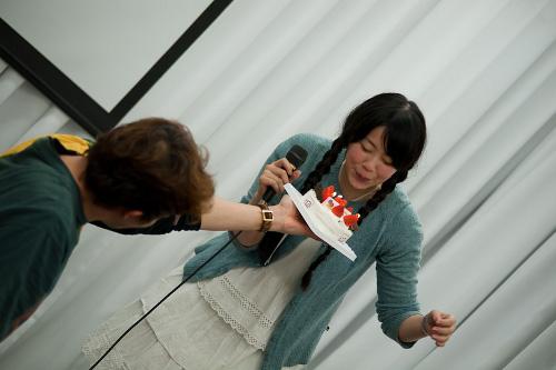 美名さんの誕生日をお祝い