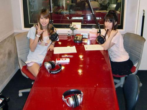 (左)小清水亜美さん(右)野水伊織さん