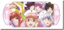 オシャレマクロス通 限定PSPケース 9種類より 「シェリル ナース 」