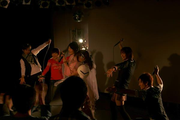 『歌って歌ってニンフちゃん降誕祭』