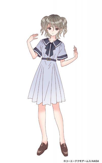 山田仁菜(CV.玉城仁菜)