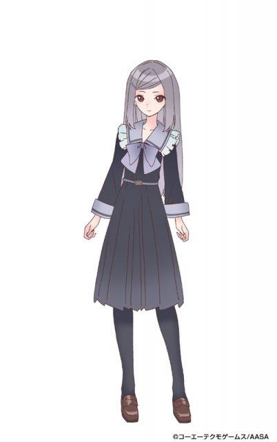 水崎紫乃(CV.井澤詩織)